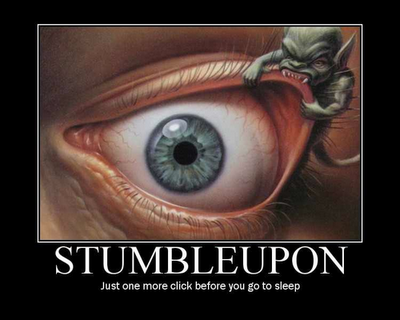 StumbleUpon addiction